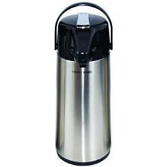 CRESTWARE 3 LITER STAINLESS STEEL LINED AIRPOT