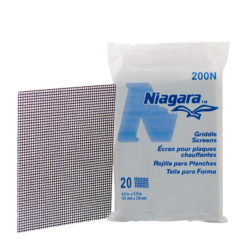 NIAGARA GRIDDLE SCREENS 20 PACK