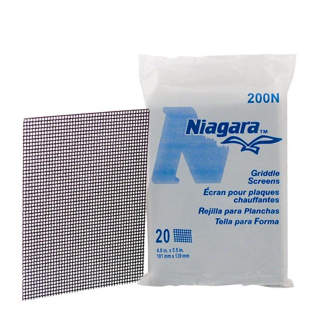 NIAGARA GRIDDLE SCREENS 20 PACK
