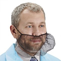 25 PACK BEARD NETS