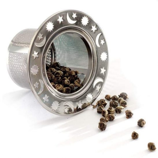 NORPRO DECORATIVE TEA STRAINER
