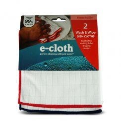 wash wipe dish cloth set