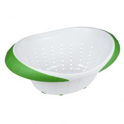 curious chef junior 3qt colander