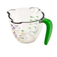 curious chef junior 2 cup clear measuring cup