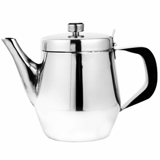 UPDATE INTERNATIONAL 48 OZ GOOSENECK TEAPOT