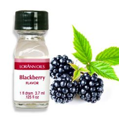 1 dram blackberry lorann flavoring oil