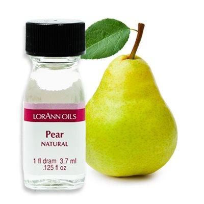 1 dram pear lorann flavoring oil