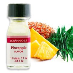 1 dram pineapple lorann flavoring oil