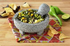 fox run 8 inch granite mortar and pestle