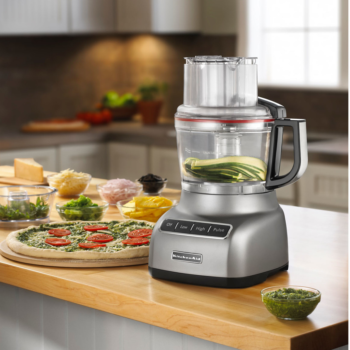 9 Cup Kitchenaid Food Processor
