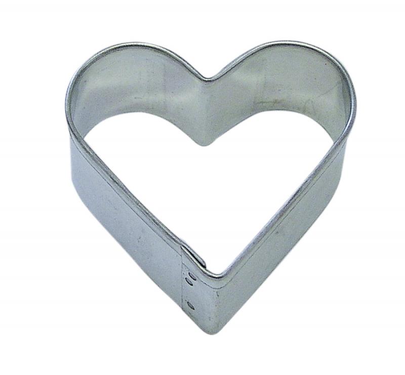 5 inch heart cookie cutter