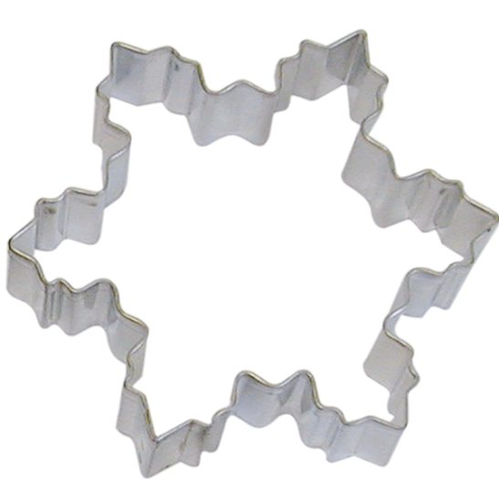 4 inch snowflake cookie cutter
