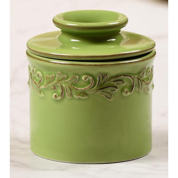 vert butter bell crock